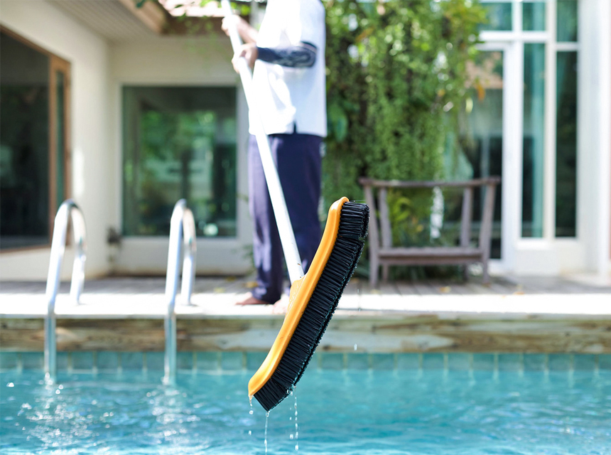 Full service pool service