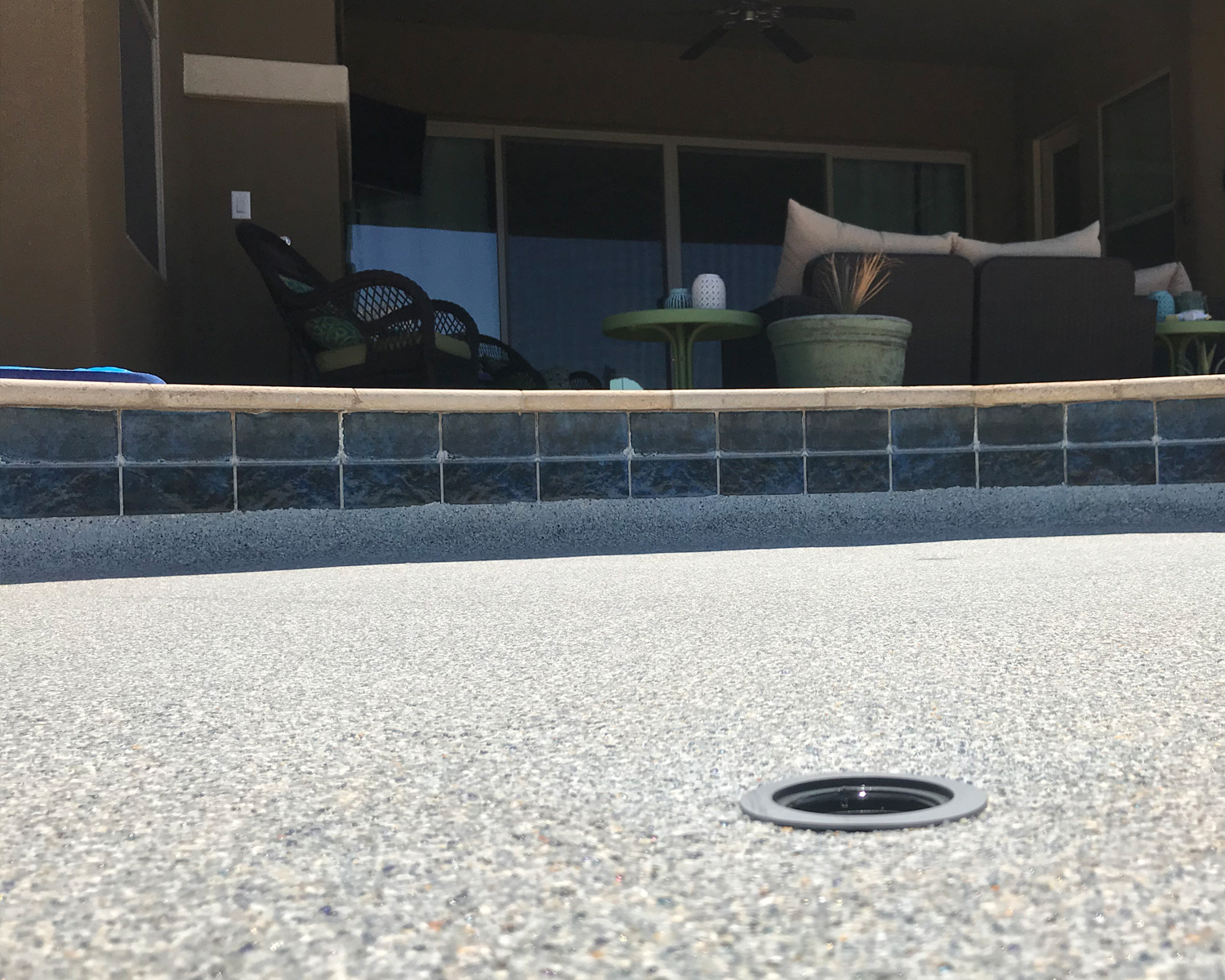 Pool Tile Cleaning Pools before